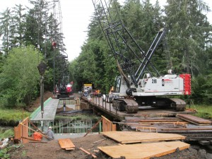Grays Harbor County- Cedar Creek Bridge Replacement