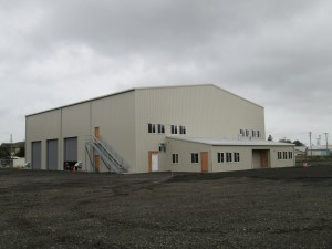 Weyerhaeuser- Truck Shop and Administration Relocation